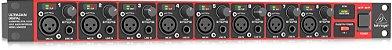 Behringer ADA8200 Conversor Analógico para Digital com Pré-Amp Midas - Imagem 2