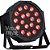 Canhao Refletor Led Par Led 18 Leds 3w Rgb Dmx - Imagem 1