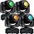 Moving Head Led Spot 20w Dmx Disco de Cores e Gobos - Imagem 2