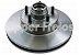 DISCO DE FREIO DIANTEIRO C/CUBO RANGER - HF-16F - (PAR) - Imagem 1