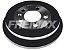 TAMBOR DE FREIO TRASEIRO S/CUBO FOX/POLO/SPACEFOX -  BD-9617 - Imagem 1