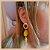 Brinco com Pedra Natural Jade Amarela e Correntes - Banho Ouro 18K - Semijoia de Luxo - Imagem 5