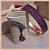 Ear Jacket Com Pedra Kunzita - Lapidação Especial e Micro Cravação Zircônia Cristal - Banho Ródio Negro - Semijoia de Luxo - Imagem 6