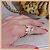 Anel Ramo de Folhas Cravejadas com Zircônia Cristal - Banho Ouro 18k - Semijoia de Luxo - Imagem 1