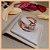 Anel Duplo Infinito em Micro Zircônia Cristal - Banho Ouro Rosé 18K - Semijoia de Luxo - Imagem 1