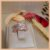 Anel Duplo Infinito em Micro Zircônia Cristal - Banho Ouro Rosé 18K - Semijoia de Luxo - Imagem 3