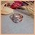 Anel Duplo Infinito em Micro Zircônia Cristal - Banho Ouro Rosé 18K - Semijoia de Luxo - Imagem 4