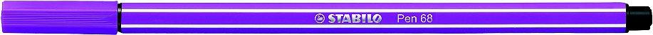 Caneta Stabilo 1.0 Pen 68/58 Lilás - Imagem 2