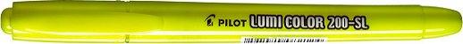 Marca Texto Pilot Lumi Color Amarelo - Imagem 1