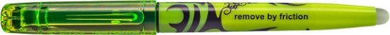 Marca Texto Pilot Frixion Light Amarelo Neon - Imagem 1