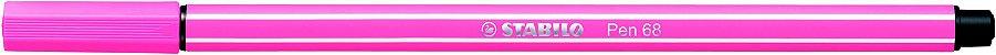 Caneta Stabilo 1.0 Pen 68/29 Rosa Claro - Imagem 2