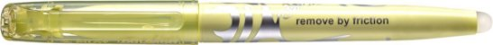 Marca Texto Pilot Frixion Light Amarelo Pastel - Imagem 1