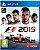 Jogo Formula 1 2015 - PS4 Mídia Física Usado - Imagem 1