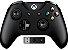 Controle sem fio Microsoft Xbox One + Wireless Adapter - Imagem 1
