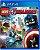 Jogo Lego Vingadores Playstation Hits - Ps4 Mídia Física - Imagem 1