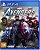 Jogo Marvel's Avengers - Ps4 Mídia Física - Imagem 1