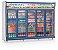 Refrigerador Vertical Auto Serviço Bebidas, Frios e Laticínios 5 Portas GELOPAR GEVP-5P - Imagem 1