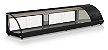Vitrine Refrigerada de Bancada para Sushi 2,10m GELOPAR GVRB-210 PR - Imagem 1