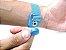 Pulseira antiestática azul - Imagem 3