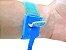 Pulseira antiestática azul - Imagem 2
