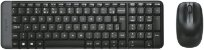 Kit Teclado e Mouse Sem Fio Logitech MK220 - Imagem 2