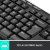 Kit Teclado e Mouse Sem Fio Logitech MK270 - Imagem 5