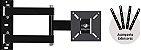 Suporte Articulado BRA4.0 10'' a 56'' Polegadas - Imagem 2