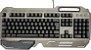 Teclado Gamer TC222 Warrior Ragnar, Led, conexão USB - Imagem 2