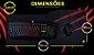 Mousepad Dazz Nightmare Speed Exg - Imagem 2
