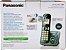 Telefone sem Fio Panasonic Kxtgc220LB, Secretária Eletrônica Digital - Preto - Imagem 5
