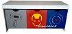 Organizador Bancada 3 Caixas Herois Com Ródizios - Imagem 2