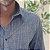Camisa Flamê Leve Azul - Imagem 2