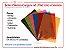 Bolsa Plastica Canguru A5 Colorida - Imagem 1