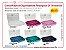 Caixa Plastica Organizador - Retangular c/ 21 Divisórias - Imagem 1