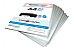 Vinil A4 semi-transparente 135g para jato de tinta - pacote 20 fls (RESISTENTE À ÁGUA) - Imagem 1