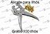 Alicate aplicador de Ilhós - BRINDE 100 Ilhós - Imagem 1