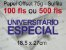Miolo papel offset - tamanho UNIVERSITARIO ESPECIAL 18,5x27 - 75g - Imagem 1