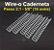 10 Kit Insumos Caderneta 90g (papelao com abas e wire-o 5/8) - Imagem 3
