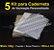 05 Kit Insumos Caderneta 120g (papelao com abas e wire-o 3/4)  - Imagem 1