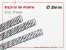 Espiral de Arame 25mm - Preto - 10 unidades - Imagem 1