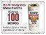 Bobina BOPP Holografico Pedrinha 22cm x 100 metros - Imagem 1