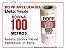 Bobina BOPP AVELUDADO 22cm x 100 metros - Imagem 1