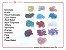 01 pct c/ 10un - Corrente bolinha - Colorida - Imagem 2