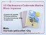 Kit Insumo Caderneta - MIOLO IMPRESSO - Imagem 5