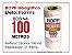 Bobina BOPP Holografico Pedrinha 32cm x 100 metros - Imagem 1