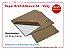 Papel Kraft Adesivo A4 - 150g - Imagem 1