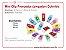 Mini Clip Prendedor Plástica para Artesanato - Imagem 1