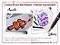 Caneta Brush Pen Aquarelável - Cores Pastéis - Imagem 2