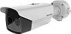 Câmera Bullet termográfica de triagem de temperatura e detecção de máscara hikvision ds-2td2617b-6 / pa - Imagem 1