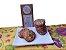 Cookie de Aveia com Gotas de Chocolate 8 unidades - Imagem 1